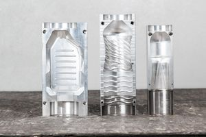 moulds for injection and blowing machines