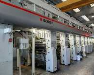 Go to Rotogravure printing machines BOBST Rotomec 4003 MP 1200/350/C