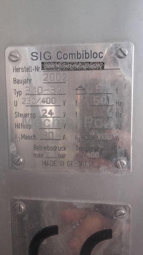 SIG COMBIBLOC - CFA 310-32 - Used machine - MachinePoint