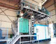 Go to Accumulation Head Extrusion blow moulding machine HUAYU 3000