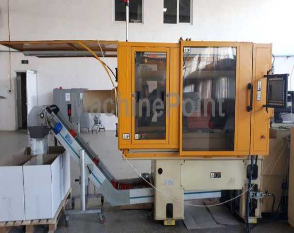 Used Injection Moulding Machine – MachinePoint