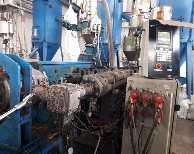 Go to Extrusion line for corrugated pipes CORMA 120HS VACUUM