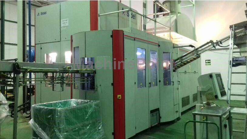 SIDEL - SBO 14 Series 2+ - Used machine - MachinePoint
