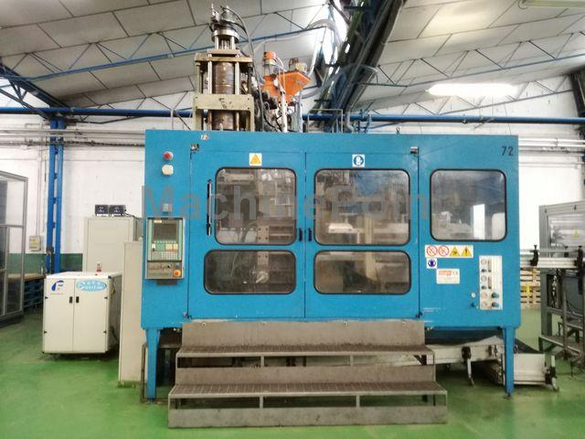 Devam et Extrusion Blow Moulding machines from 10 L MAGIC SL15-30/ND COEX 3