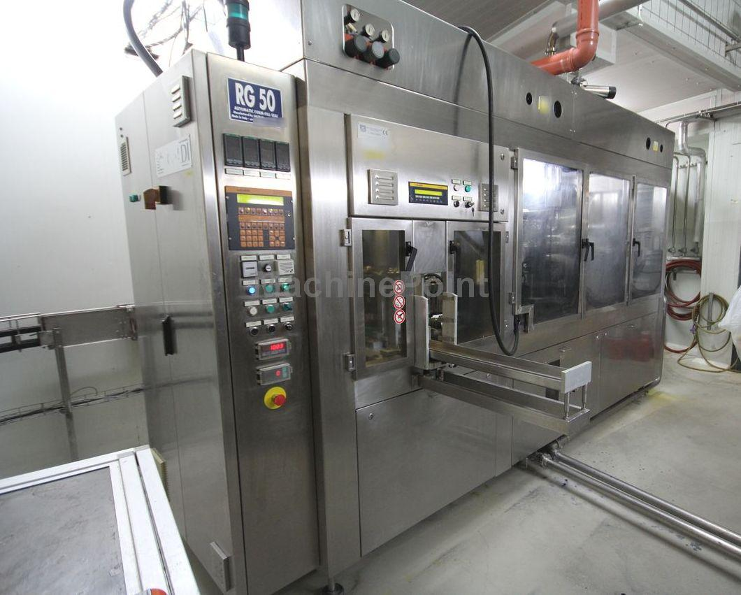 Go to Other carton filling machine GALDI RG50 UCS