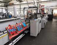 Go to Loop handle bag making machine LEMO INTERmat SGS 850