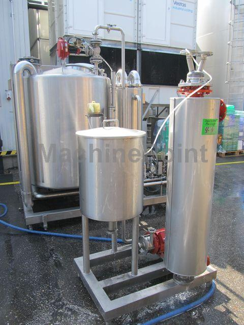 - Syrup Preparation Line - Used machine - MachinePoint