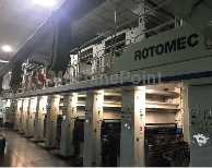Go to Rotogravure printing press ROTOMEC RS888