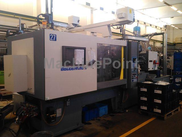 BATTENFELD - BA 2700/1200 BK - Used machine - MachinePoint