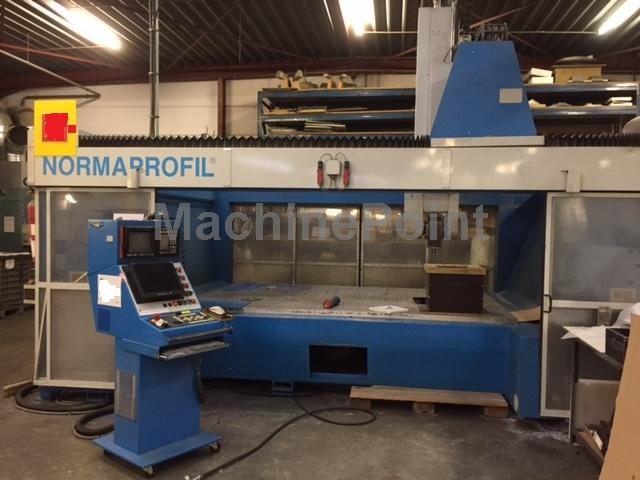 MECANUMERIC - NormaProfil T2500/1500/670 - Used machine - MachinePoint