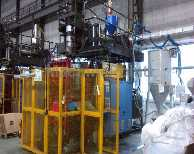 Go to Accumulation Head Extrusion blow moulding machine UNION COMMERCIAL UCT90