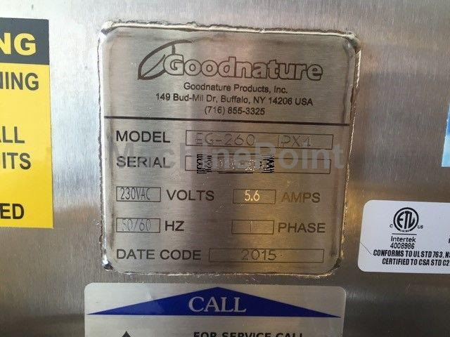GOODNATURE PRODUCTS - X-1 - Used machine - MachinePoint