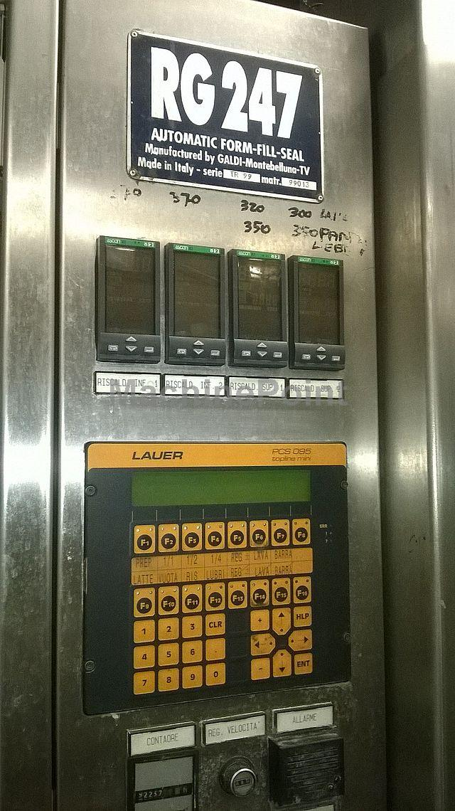 GALDI - RG 247 - Used machine - MachinePoint