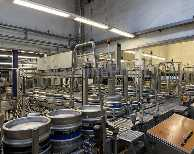 Go to Cans filler and capper SEITZ SEDPRF1 KEG Filler