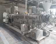 Go to Extrusion line for PVC profiles BATTENFELD-CINCINNATI BEX 2-130-22 V/4