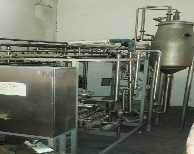 Go to Pasteurizer ALFA LAVAL Clip 6-RM