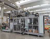 Go to Extrusion Blow Moulding machines up to 10L TECHNE ADV4-700 (FULL ELECTRIC)