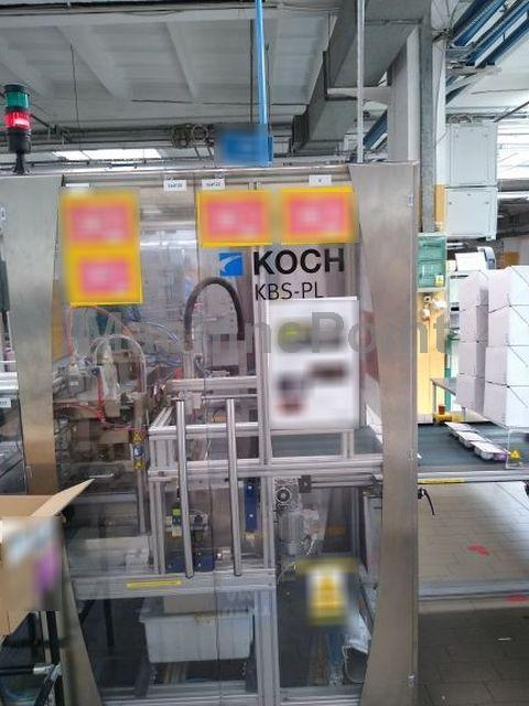 KOCH - KBS-PL - Used machine - MachinePoint