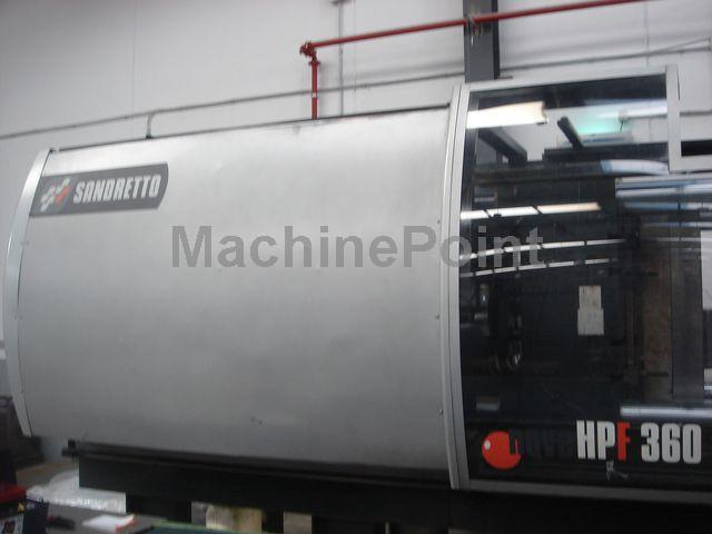 SANDRETTO - HPF 360 - Used machine - MachinePoint