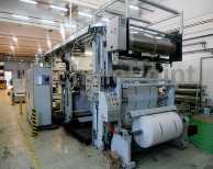 Go to Flexo printing press off line UTECO WT-2