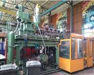 Go to Extrusion Blow Moulding machines from 10 L W. MÜLLER WMB 25/2