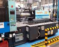 Go to Injection moulding machine for food and beverages caps PLASTIC METAL Dynamika 220
