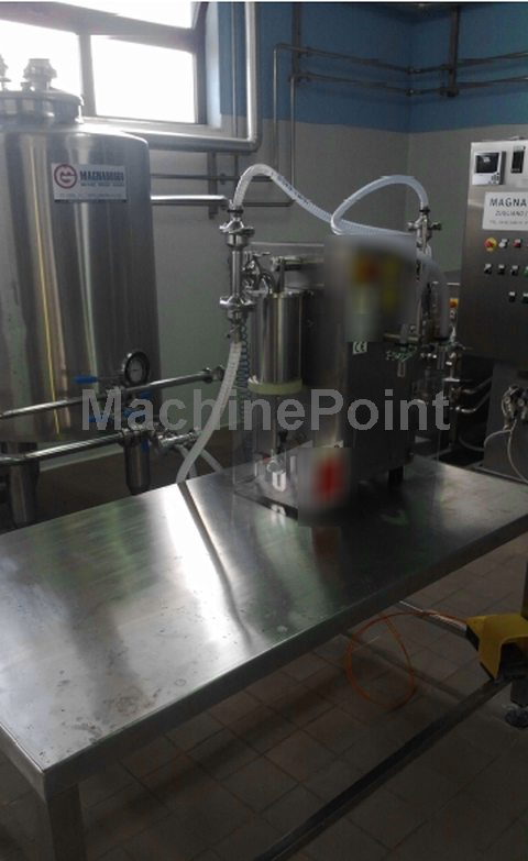 MAGNABOSCO -  - Used machine - MachinePoint