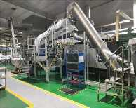 Go to Complete PET filling line for still water SIDEL SBO 14 Combi