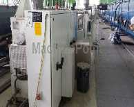 Go to Extrusion line for PE/PP pipes KRAUSS MAFFEI KME 75÷36 B/R