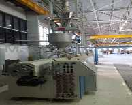 Go to Extrusion line for PVC pipes KRAUSS MAFFEI KMR 90-36 E/R
