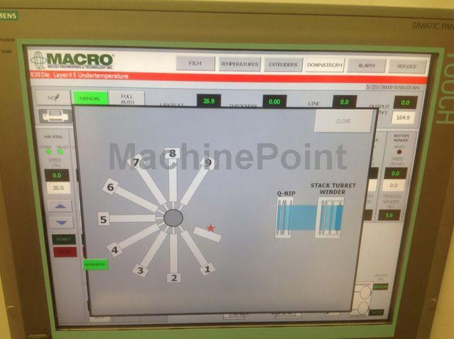 MACRO -  - Used machine - MachinePoint