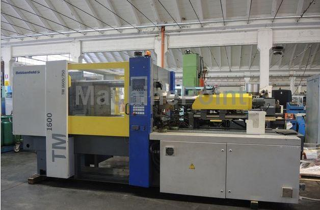 BATTENFELD - TM 1600/750 - Used machine - MachinePoint