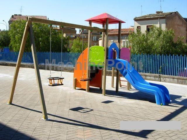 Playground slide -  - Used machine - MachinePoint