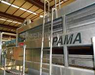 Go to Pasteurization Tunnels SASIB PAMA 6512 DR Double Deck