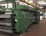 Go to Flexo printing press off line FLEXOTECNICA RADIOS 826