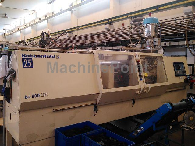 BATTENFELD - BA 800-315 - Used machine - MachinePoint