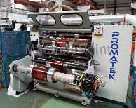 Go to Double-shaft film slitter-rewinders PROMATEK ARAS 1300