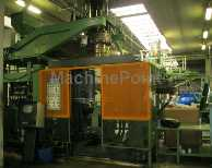 Go to Accumulation Head Extrusion blow moulding machine MORETTI M 50 L