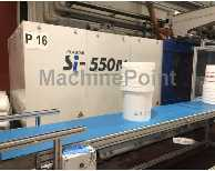 Go to  Injection molding machine from 500 T up to 1000 T TOYO SI-550 IV