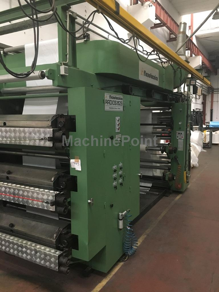 FLEXOTECNICA - RADIOS 826 - Used machine - MachinePoint