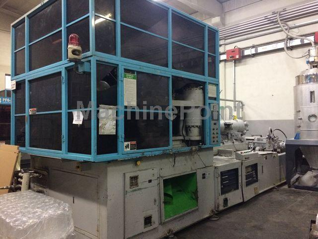 Devam et Injection stretch blow moulding machines for PET bottles NISSEI ASB 650 EXHIII