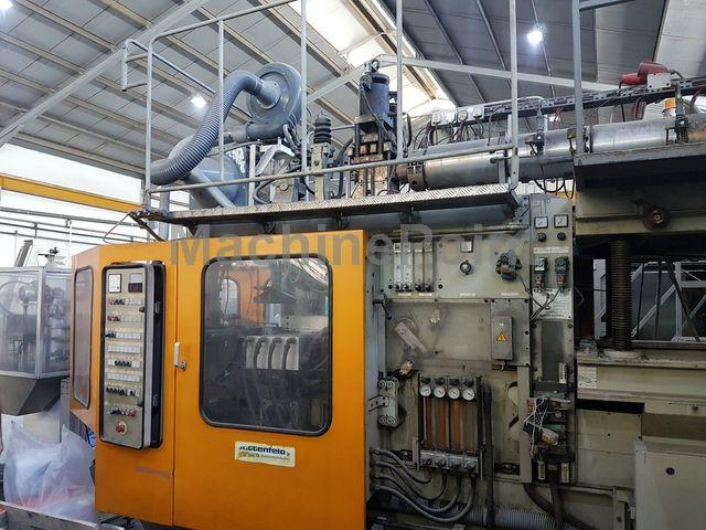 BATTENFELD FISCHER - VK1-4 - Used machine - MachinePoint
