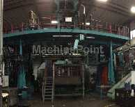 Go to Accumulation Head Extrusion blow moulding machine KAUTEX H61