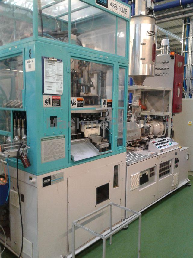 Go to Injection stretch blow moulding machines for PET bottles NISSEI ASB 50 MB V3