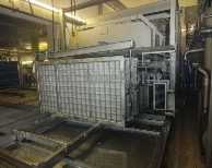 Go to Cheese equipment  Mueller filling line for big block cheese forms