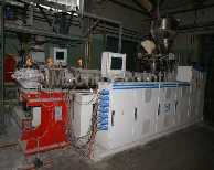 Go to Extrusion line for PVC profiles PTI DS 92/28 - DS 68/28