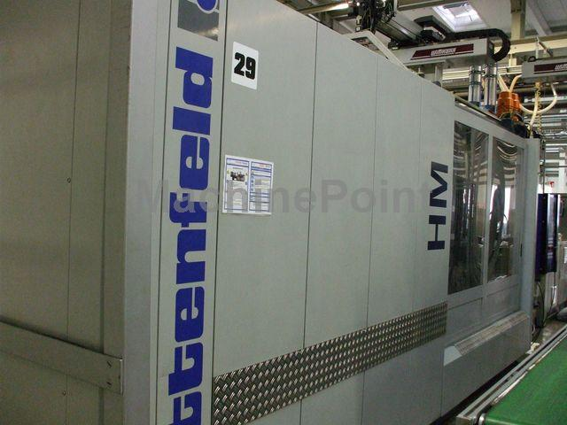 BATTENFELD - 13000 / 12000 - Used machine - MachinePoint
