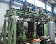 Go to Accumulation Head Extrusion blow moulding machine BEMACO BA200