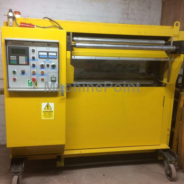 FAS - 1100 Contiflex CF 1100/30S  + Spinner 500 - Used machine - MachinePoint