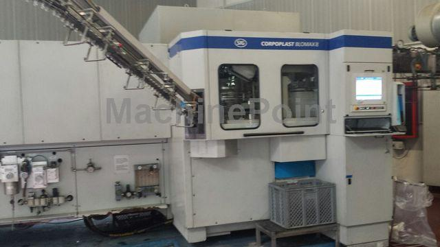 去 Stretch blow moulding machines SIG BLOMAX Blomax 8M Series III